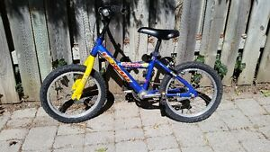 Boy's Bike - 16 inch wheels