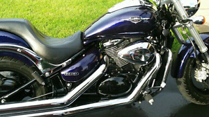 Suzuki Boulevard M50  10/10condition (like new).