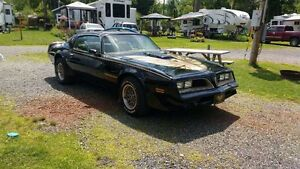 Pontiac Trans AM special edition