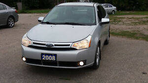 08 FORD FOCUS SES WITH MICROSOFT SYNC Cambridge Kitchener Area image 1