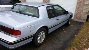 1990 Mercury Cougar CLS
