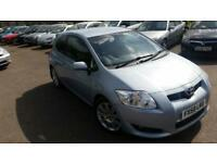 Toyota Auris 1.6 VVT-i SR, Air Con, Mot'd, Great Condition, Rare Car