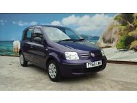 2010 FIAT PANDA DYNAMIC ECO £30 A YEAR TAX ONE OWNER HATCHBACK PETROL