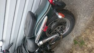 parting out ! Suzuki GZ250 marauder 2001 250
