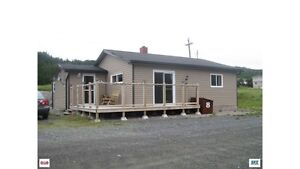 2 Bedroom Bungalow with Ocean Views in Riverhead, St. Mary's Bay