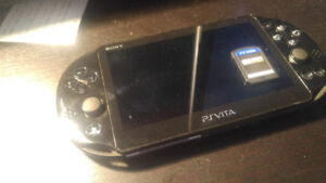 PS vita with call of duty