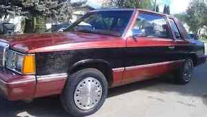 1984 plymouth k car