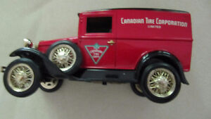 Canadian Tire Limited Edition Model A Ford truck bank + key- West Island Greater Montréal image 1