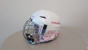 Helmet and roller/ice skate conbo-good condition!