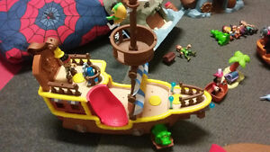 Fisher-Price Disney's Jake and The Never Land Pirates Toys