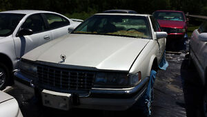 1997 Cadillac Seville Berline