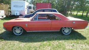 1967 GT Dodge Dart project