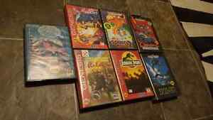 For sale sega genesis games