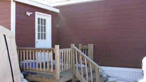 2013 mobile home for rent in Bonnyville REDUCED TO 1000 PER MONT