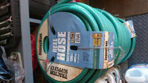 """130 ft Garden Hose """"New""""   5/8"""" and 300 psi ONLY ONE LEFT"""