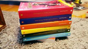 Des séries de livres