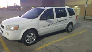 2005 Chev Uplander - 2nd Owner Excellent Condition