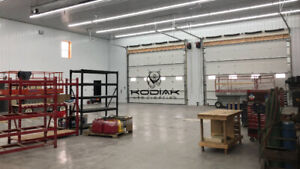 LED Lighting For Garage/Shop/Quonset's **Sask Power Rebates**