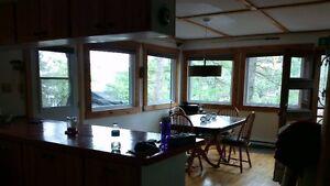 Cottage for sale on Roddick lake (aka Grand Lac Rond)