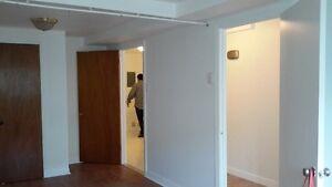 Sous-sol de duplex, Beau et propre appartement