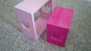 Decorative Cube shelves for Kids Cornwall Ontario image 1