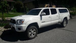2012 Toyota Tacoma TRD Pickup Truck - Excellent Condition