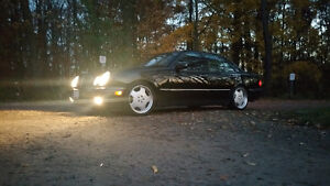 1998 Mercedes-Benz E-Class 4matic Sedan
