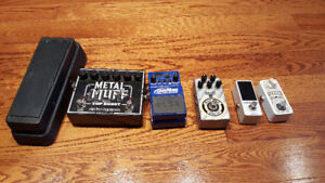 Guitar Pedals for Sale (See Description)