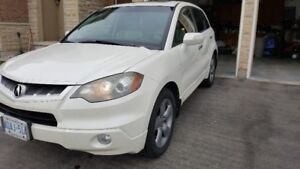 2007 Acura RDX SUV, Crossover,Technology Package,accident free
