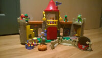 Fisher Price Little People Castle Set
