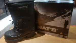 Brand New Nats winter boots. Mens Size12