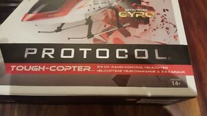 New Protocol Tough-copter 3.5 channel radio control West Island Greater Montréal image 3