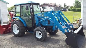 2011 LS  LS5020 Industrial or Farm tractor FOR SALE