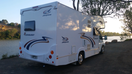Jayco conquest motorhome  Light Pass Barossa Area Preview