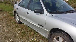 2001 Pontiac Sunfire Sedan