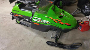 2000 Arctic Cat 120---SOLD