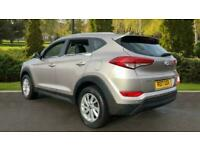 2017 Hyundai Tucson 1.6 GDi Blue Drive SE Nav 5dr Manual Petrol Estate