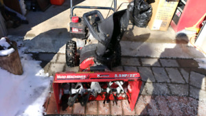 MTD Snowblower-  works great