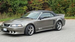 2002 Ford Mustang chrome Convertible