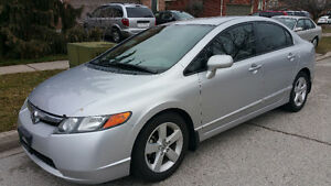 2007 Honda Civic - Certified And E-tested