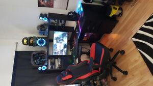 High end gaming battlestation