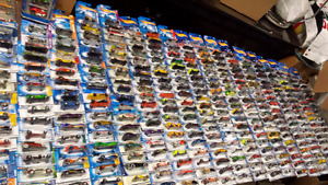 Die cast and hot wheel collection