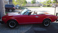 1979 Fiat Other 124 Convertible