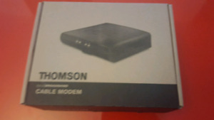 Thomson DCM476 cable modem