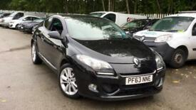 2014 Renault Megane 1.5 dCi 110 Dynamique TomTom 3 Manual Diesel Coupe