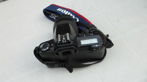 Canon Eos RebelX 35mm Camera $60. Takes film. Not a digital. Prince George British Columbia image 6