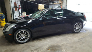 05 g35 coupe (55200km) only