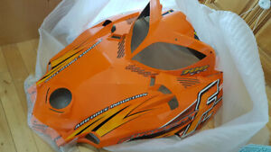 Firecat F7 Hood brand new