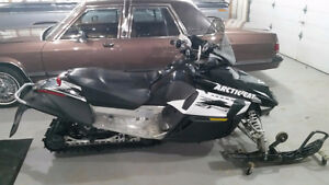 Immaculate 2009 Arctic Cat LXR Turbo Z1. PRICED TO SELL