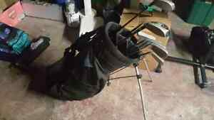 Golf clubs with carry bag Windsor Region Ontario image 1